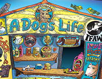 A Dog's Life A play by Jungle Theatre Company