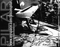 Pilar - Valsalva Maneuver EP release promo card (2009)