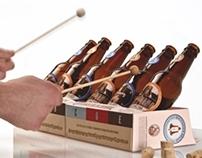 Musical Beer Packaging