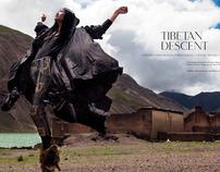 Tibetan Descent