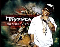 Twista CD Design