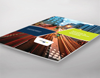 Brochure Template - InDesign 8 Page Layout 03