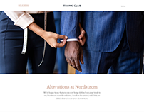 Alterations Page