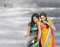 Creative ADS_PSR Silk Sarees