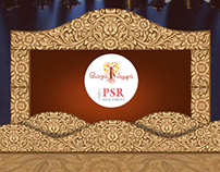 EVENT STAGE_PSR Silk, Coimbatore