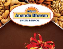 Adyar Ananda Bhavan _Chikki Box