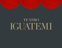 Teatro Iguatemi - Segurança