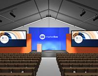 Market Live 2013 Stage Concept