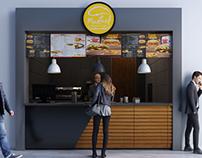 Mustard Burger