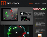 Free the Robots - Makers of ShadowArc