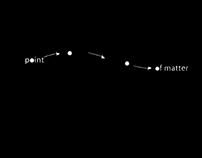 Web illustration - POINT OF MATTER
