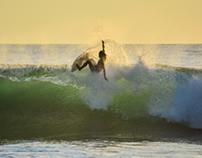 Surf Tournament The Backyard Costa Rica