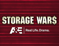 Storage Wars S2 Digital Advertising Campaign