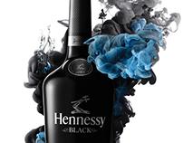 Giles Revel + Hennessy