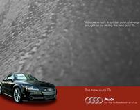 """Audi """"Adrenaline Rush"""" Ads"""