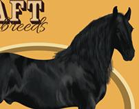 Scientific Horse Posters