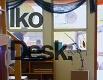 Iko Desk.