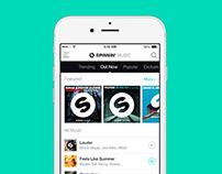 Spinnin App