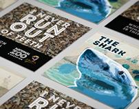 National Zoo & Aquarium - Touch Graphics