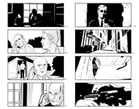 Storyboard Gallery: Feature Films