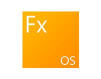 FxOS - Firefox OS UI concept (2011)