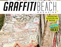 Graffiti Beach Magazine 001