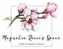 Logo for Magnolia Ricci's SPACE