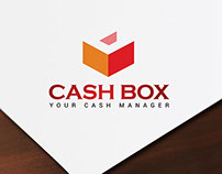 CASH BOX Logo Design