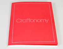 'Craftonomy' Thesis Book