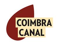 Coimbra Canal - Branding