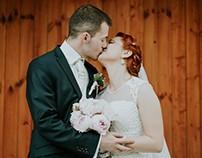 Marián & Zuzana Wedding Day by Matúš Pastor