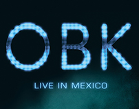 OBK Live In Mexico Digipack