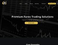 Website Layout - CpMarket