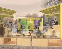MoMoTo Urban Pavilion