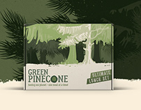 Green Pinecone