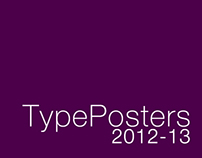 TypePosters / 2012-13
