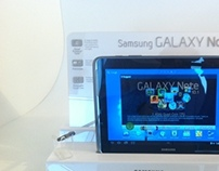 Display Samsung Galaxy Note 10.1