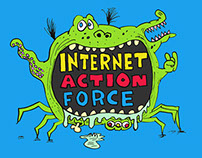 Internet Action Force: Animated GIFs