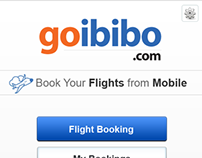 goibibo mobile application