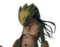 Alien native