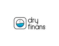 dry finans Logo Çalışması
