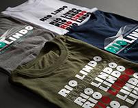 Rio Lindo T-shirt Design