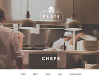 Plate - WordPress Restaurant Theme by ThemeBeans