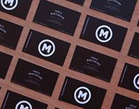 Branding Estudio Montenegro