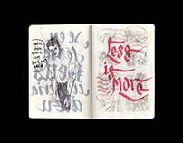 Sketchbook #9