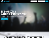 Ampedify: Bringing the music scene closer to home
