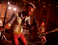 Rock Band 4 Screenshots