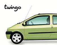 Comercial Twingo