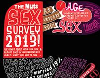NUTS Magazine - The Sex Survey