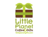 Little Planet Coffee Logos